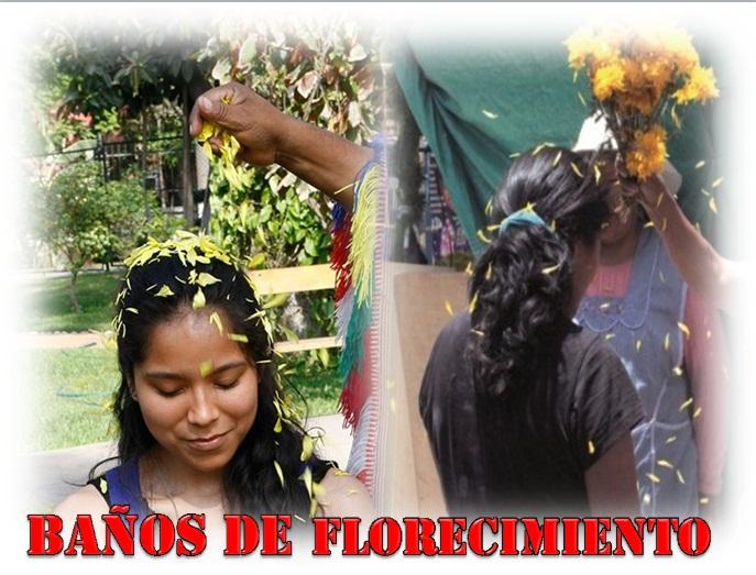 BAÑOS DE FLORECIMIENTO