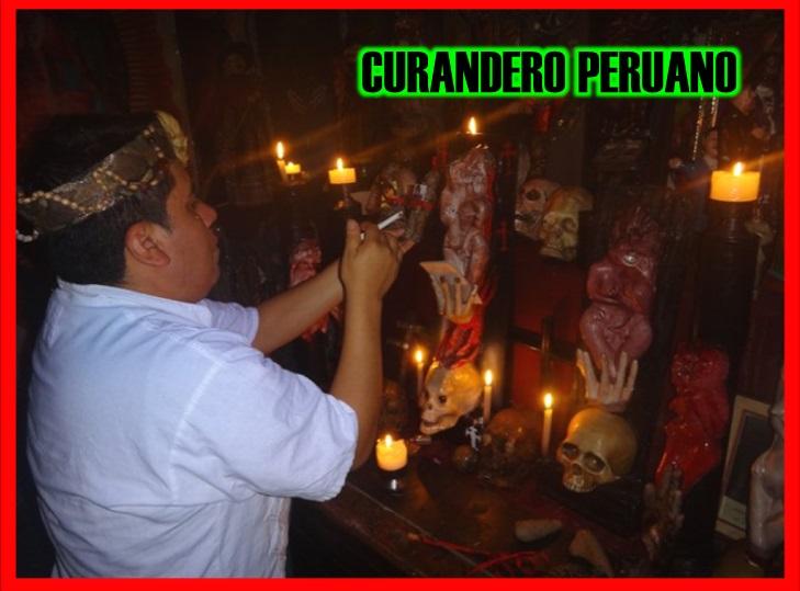 CURANDERO PERUANO