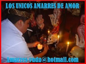 LOS UNICOS AMARRES DE AMOR