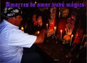 AMARRES DE AMOR VUDU MAGICO